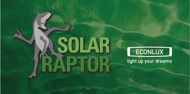 ソーラーラプター / SOLAR RAPTOR