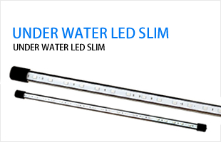 under water led slim