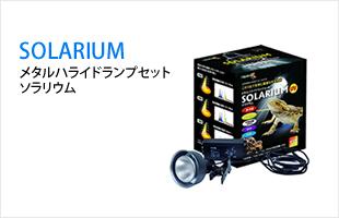 SOLARIUM メタルハライドランプセット ソラリウム 35w / 50w / 70w