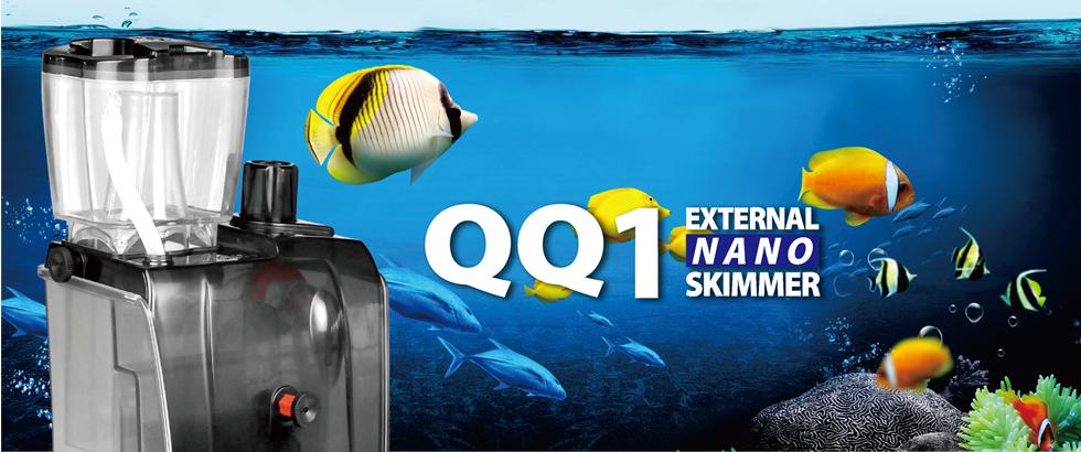QQ1 EXTERNAL NANO SKIMMER