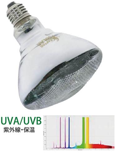ソーラーラプターUVマーキュリーランプ(安定器内臓UVランプ)