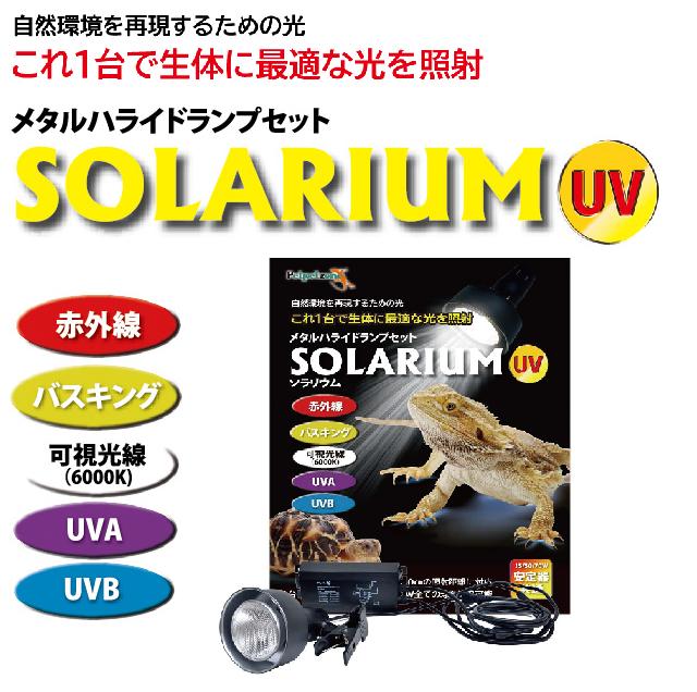 ソラリウム 35W / 50W / 70W